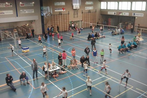 Volleybal-Toernooi